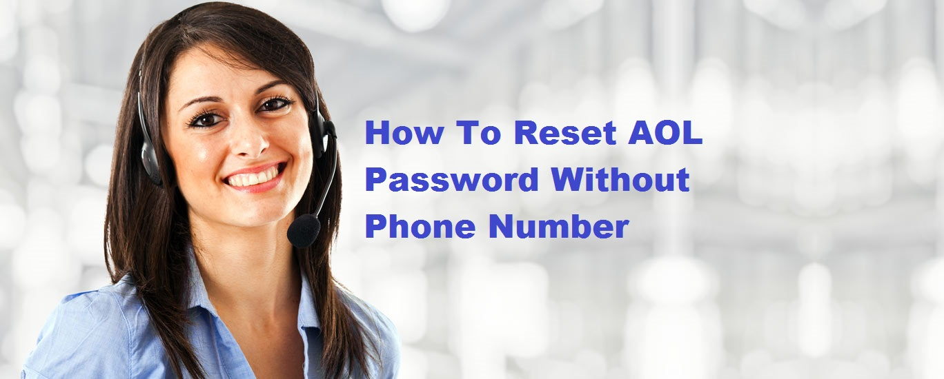 How To Reset AOL Password Without Phone Number